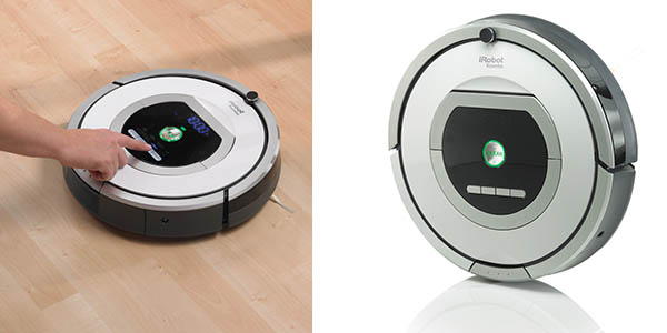 roomba 776p programable con virtual walls incorporadas