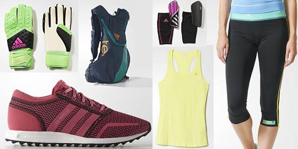 ropa calzado deportivo adidas rebajada