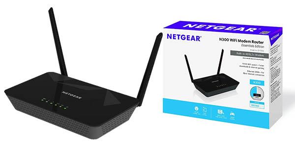 Router WiFi Netgear D1500-100PES