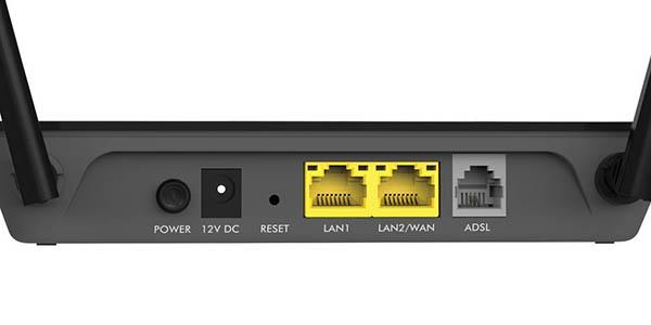 Conexiones Netgear D1500-100PES