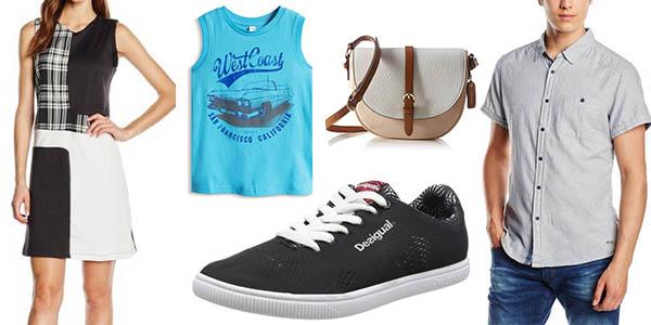 seleccion ropa rebajada amazon españa verano 2016