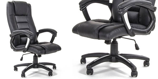 silla giratoria oficina relacion calidad precio brutal