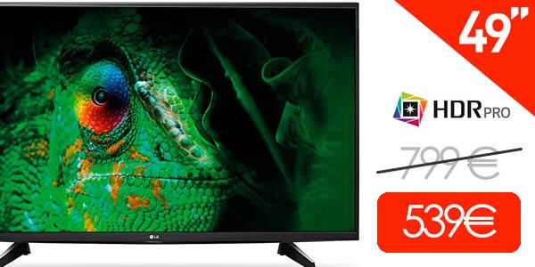 Smart TV LG 49UH610V UHD 4K HDR Pro