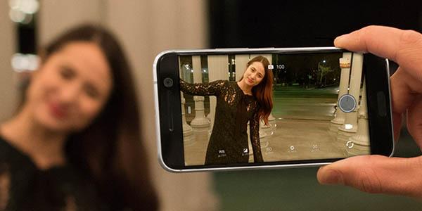 Cámara smartphone HTC 10 ONE M10
