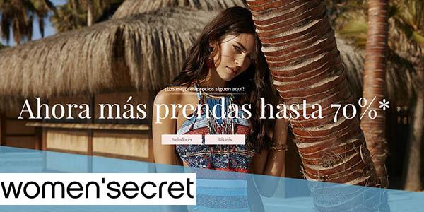 women'secret rebajas julio 2016