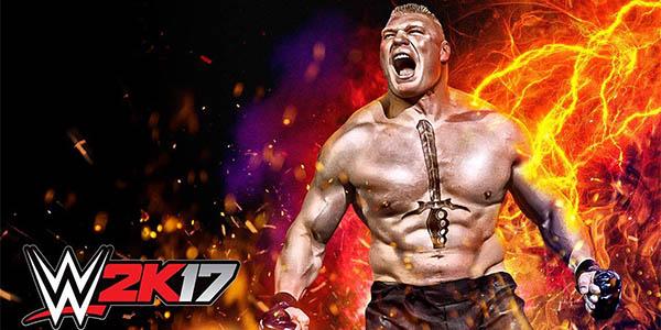 WWE 2K17 para Steam