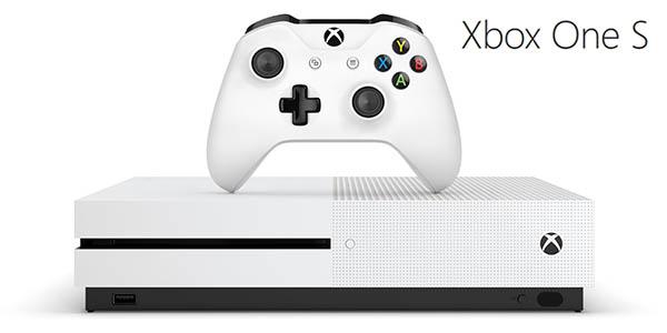 Nueva Xbox One S