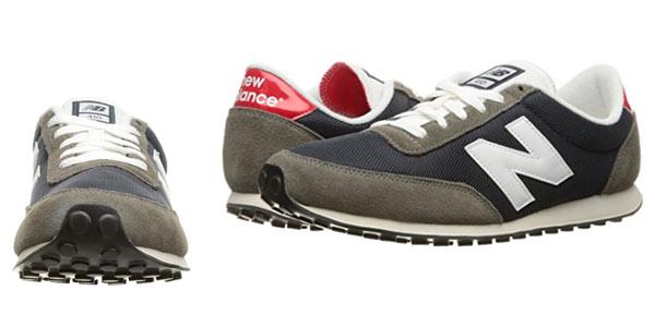 Zapatillas New Balance 410 para hombre al mejor precio en las rebajas de Amazon