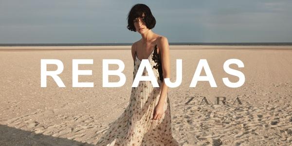Zara Rebajas de julio 2016
