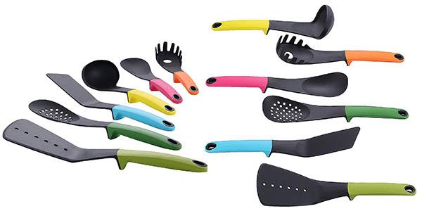6 utensilios cocina resistentes baratos