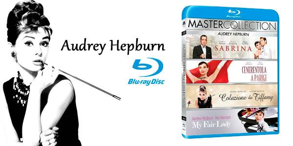 audrey hepburn master collection blu ray