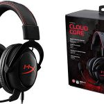 Auriculares gaming Kingston HYPERX Cloud Core KHX