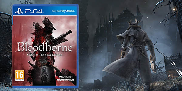 Bloodborne Game of the Year para PS4