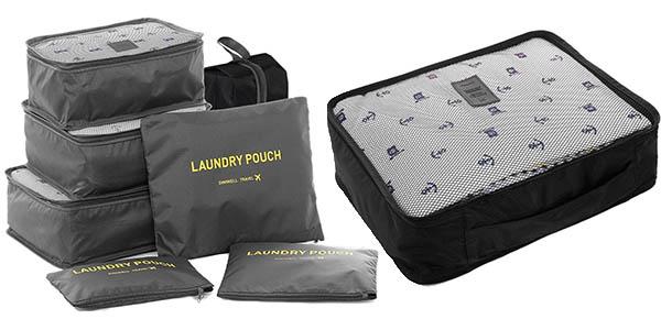 bolsas de organización de equipaje baratas