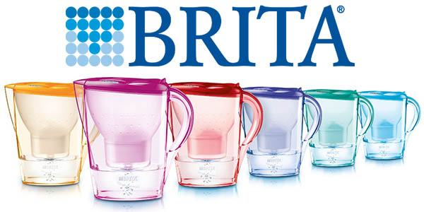 brita marella jarra agua mejor sabor filtro