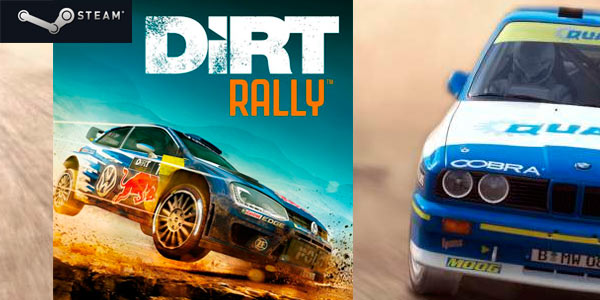 dirt rally steam cdkey