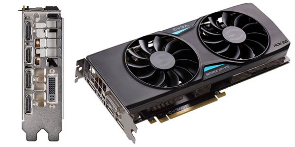 EVGA GeForce GTX 970 SSC Gaming ACX 2.0+ 4GB GDDR5 barata