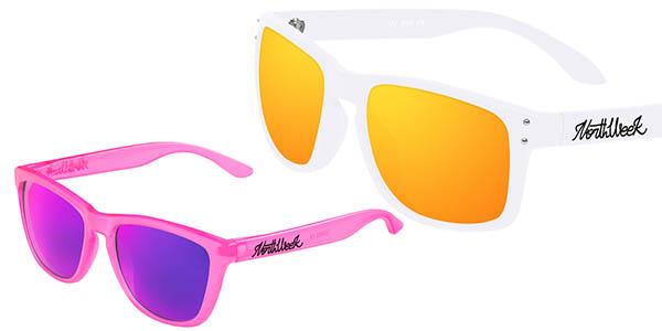 gafas de sol montura policarbonato lentes polarizadas proteccion UV400 northweek baratas