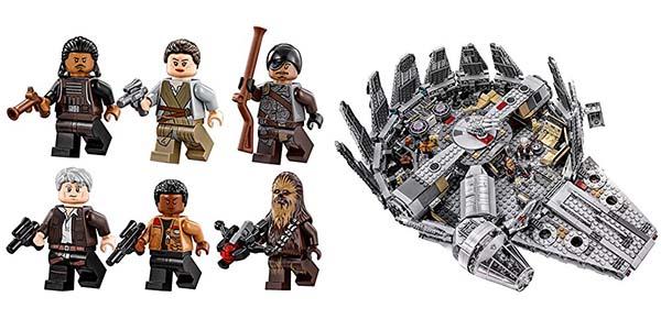 Halcón Milenario LEGO Star Wars barato