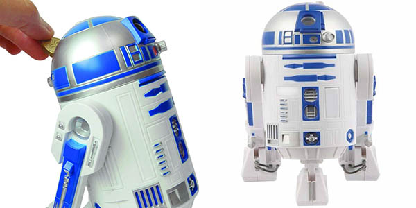 Hucha Star Wars R2D2