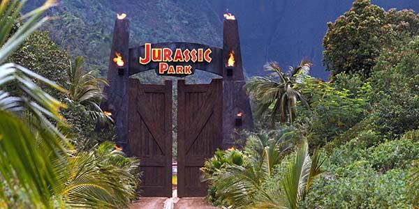 Tetralogía Jurassic Park barata
