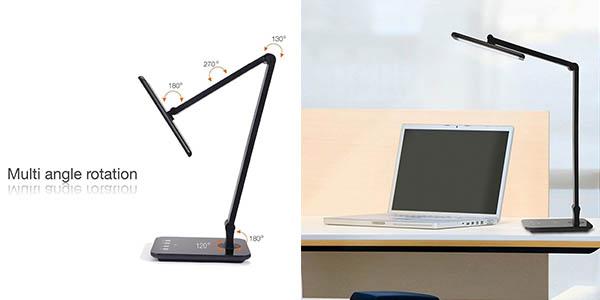 lampara LED ajustable y regulable multiangulo barata