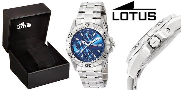lotus 15301/2 reloj de cuarzo hombre barato