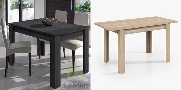 mesa comedor cocina extensible due-home