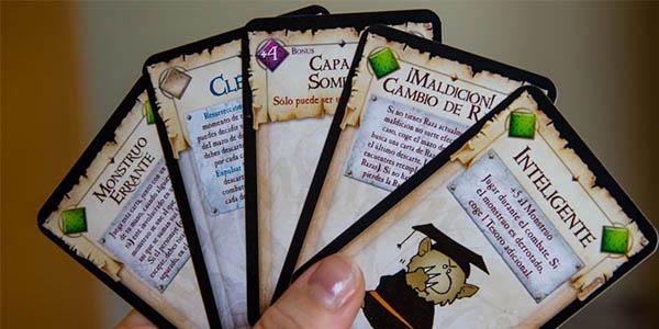 munchkin edicion primera instrucciones juego cartas de rol