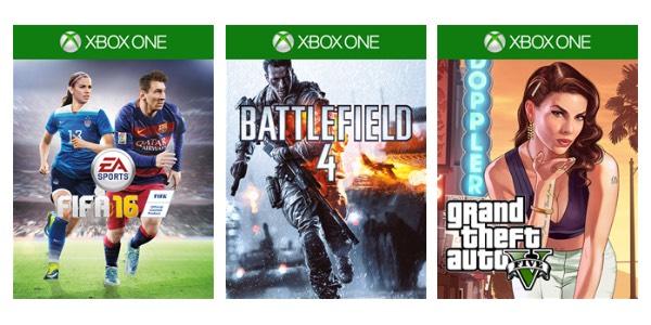 Ofertas con Gold Xbox 16-08-2016