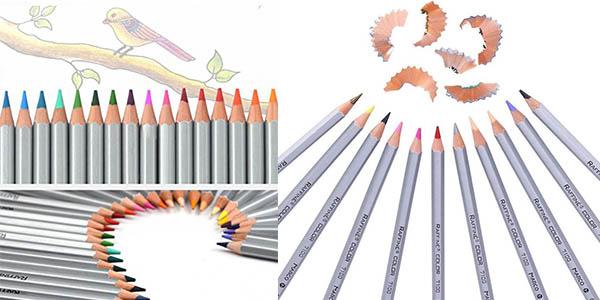 rafiine 72 colores para dibujo artistico a precio brutal