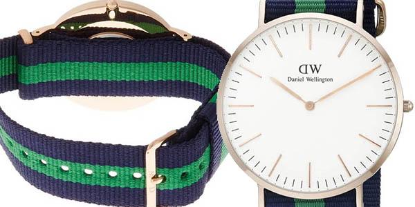 reloj daniel wellington de cuarzo a precio brutal