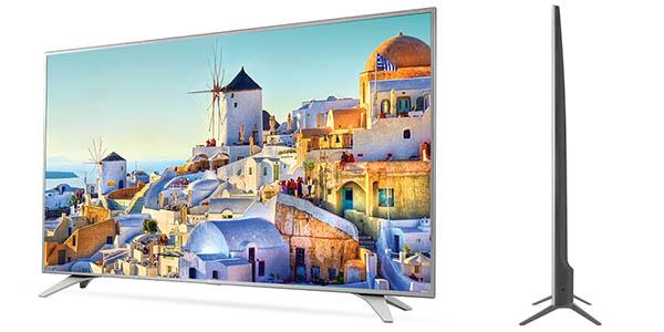 Smart TV LG 55UH650V barata