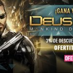 Sorteo Deus Ex Mankind Divided