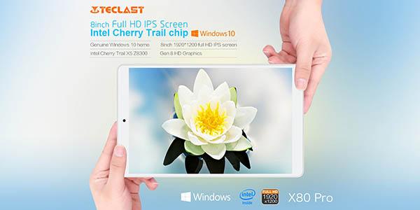 Teclast X80 Pro barata
