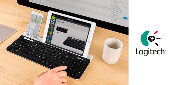 teclado logitech k780 multidispositivo
