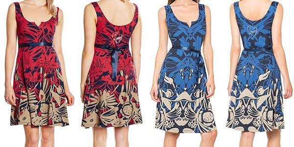 Vestido Desigual Jasmine en dos colores