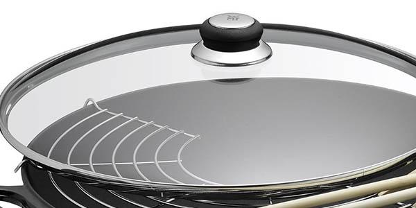 wmf wok 0571354290 rejilla 36 cm de diametro