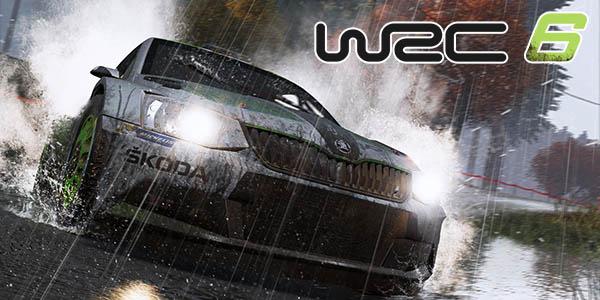 WRC 6 para Steam