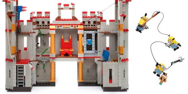 Minions aventura en el castillo mega blocks juguete oferta