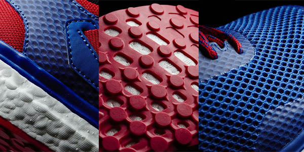 adidas response 3 tecnologia boost