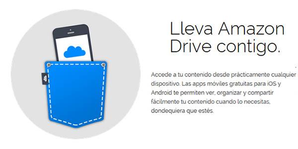 Aplicaciones Amazon Drive
