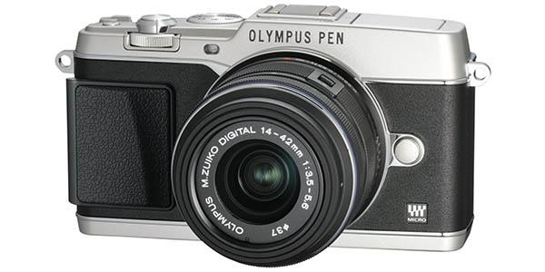 Cámara EVIL Olympus PEN E-P5