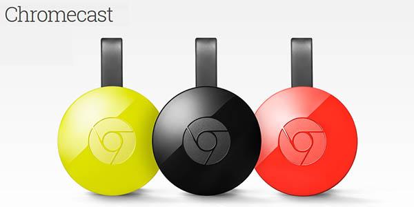 Chromecast 2 oferta en Wuaki TV