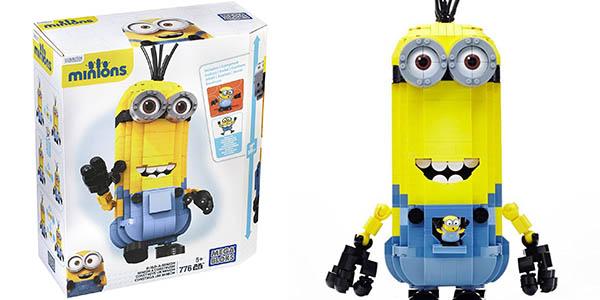 Construye tu Minion de Mega Bloks