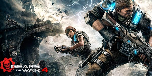 Gear of War 4 en oferta descarga digital