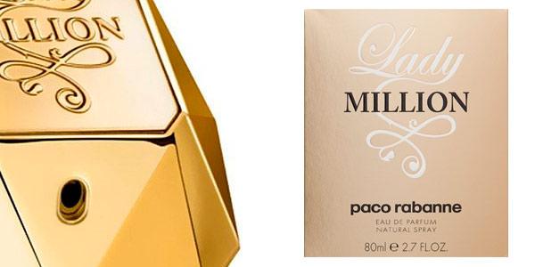 Perfume de Paco Rabanne para mujer Lady Million