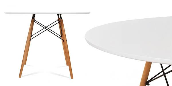 mesa comedor imitacion diseño eames precio brutal