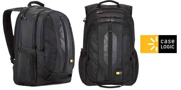 mochila portatil 17.3 case logic rbp217