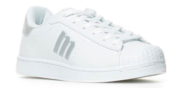 mustang agon zapatillas blanco baratas